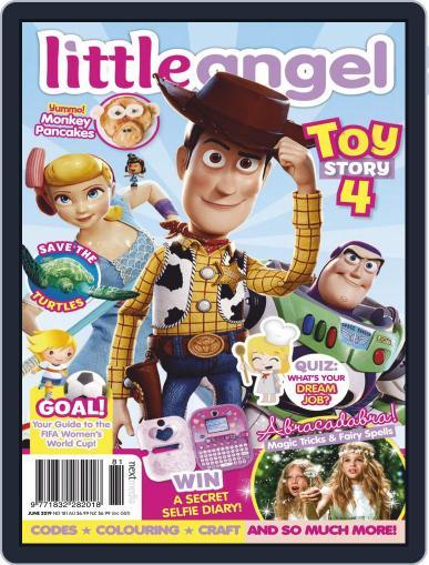 Little Angel June 1st, 2019 Digital Back Issue Cover