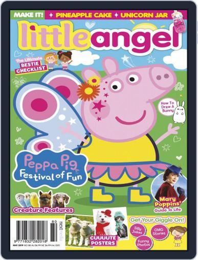 Little Angel May 1st, 2019 Digital Back Issue Cover