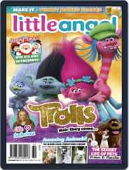Little Angel (Digital) Subscription December 1st, 2016 Issue