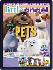 Little Angel (Digital) Subscription August 21st, 2016 Issue
