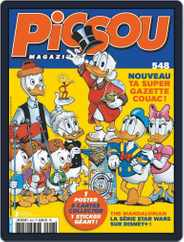 Picsou (digital) Subscription April 1st, 2020 Issue