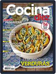 COCINA DIEZ (Digital) Subscription April 1st, 2020 Issue