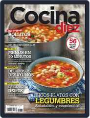 COCINA DIEZ (Digital) Subscription February 1st, 2020 Issue