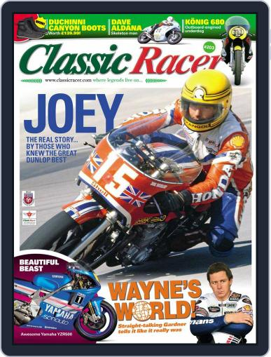 Classic Racer (Digital) May 1st, 2020 Issue Cover