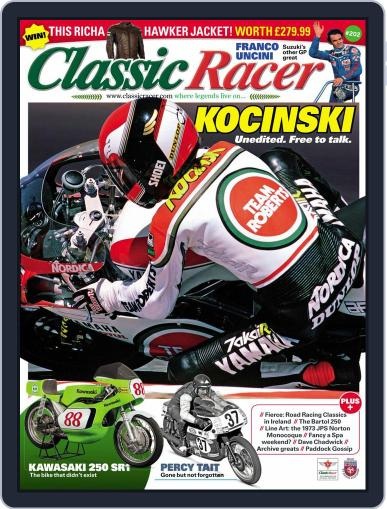 Classic Racer (Digital) March 1st, 2020 Issue Cover