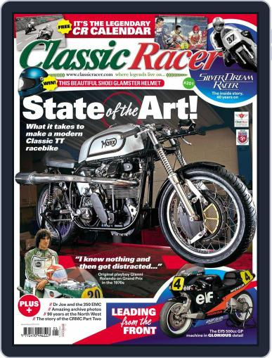 Classic Racer (Digital) January 1st, 2020 Issue Cover
