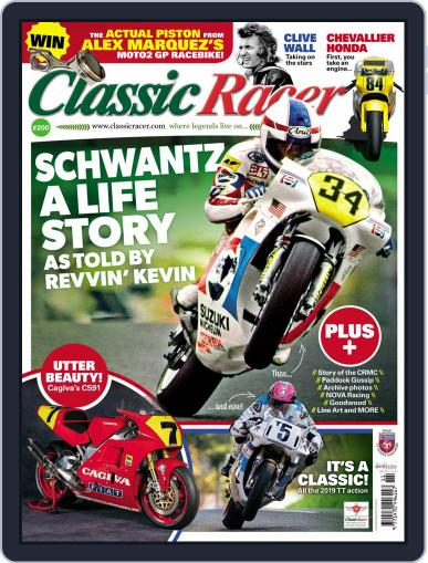 Classic Racer (Digital) November 1st, 2019 Issue Cover