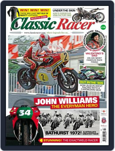Classic Racer (Digital) July 1st, 2019 Issue Cover
