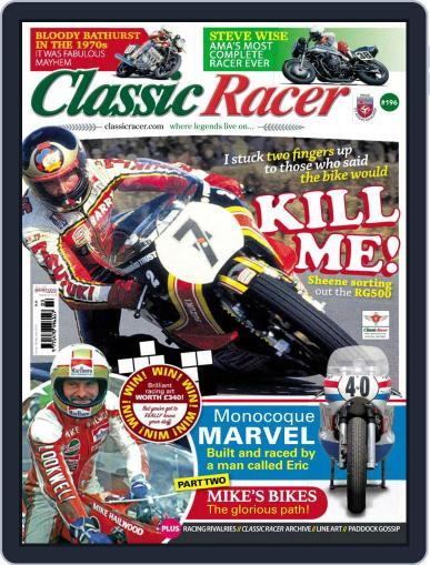 Classic Racer (Digital) March 1st, 2019 Issue Cover