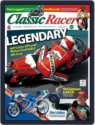 Classic Racer (Digital) November 1st, 2018 Issue Cover