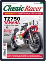 Classic Racer (Digital) Subscription February 18th, 2014 Issue