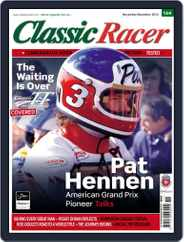 Classic Racer (Digital) Subscription October 15th, 2013 Issue