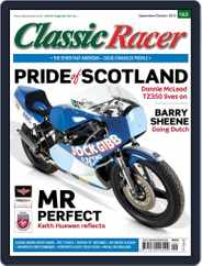 Classic Racer (Digital) Subscription August 13th, 2013 Issue