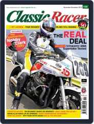 Classic Racer (Digital) Subscription October 16th, 2012 Issue