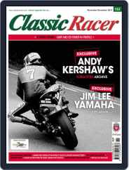 Classic Racer (Digital) Subscription October 18th, 2011 Issue