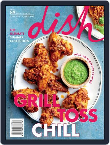Dish (Digital) February 1st, 2020 Issue Cover