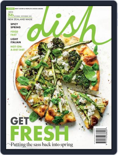 Dish (Digital) October 1st, 2019 Issue Cover