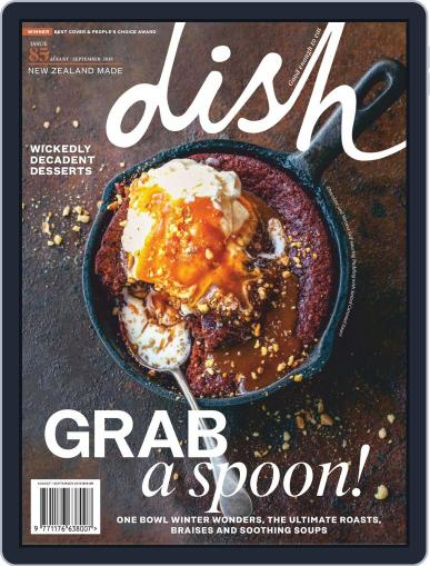 Dish (Digital) August 1st, 2019 Issue Cover