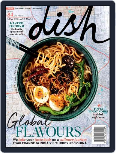 Dish (Digital) June 1st, 2019 Issue Cover