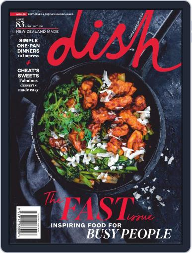 Dish (Digital) April 1st, 2019 Issue Cover