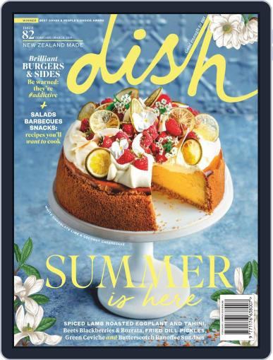 Dish (Digital) February 1st, 2019 Issue Cover