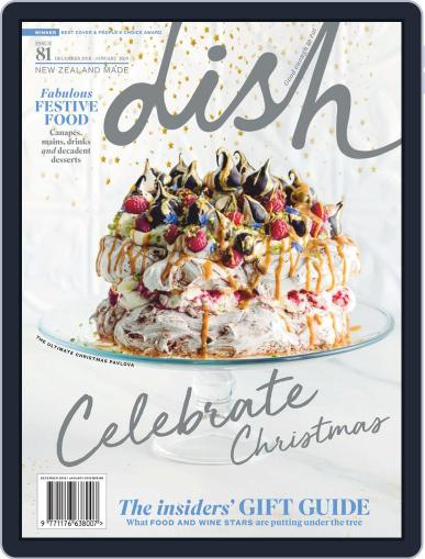 Dish (Digital) December 1st, 2018 Issue Cover
