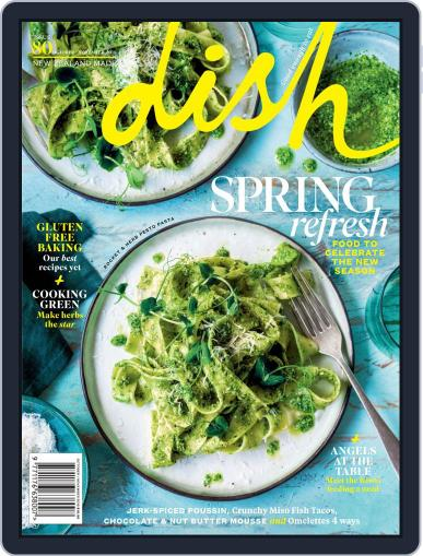 Dish (Digital) October 1st, 2018 Issue Cover