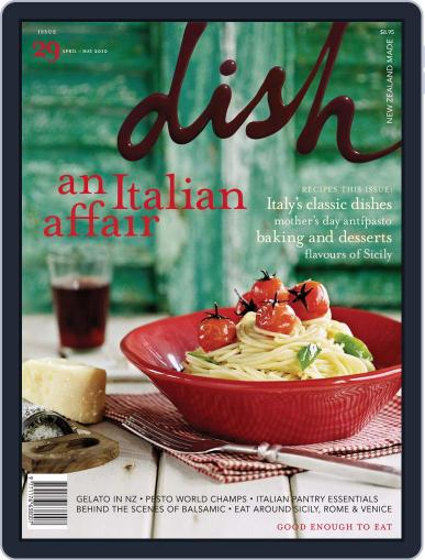 Dish (Digital) September 16th, 2016 Issue Cover