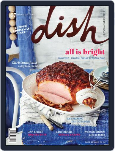 Dish (Digital) November 6th, 2014 Issue Cover