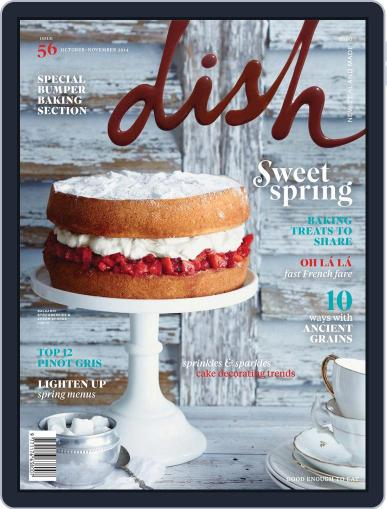 Dish (Digital) September 18th, 2014 Issue Cover