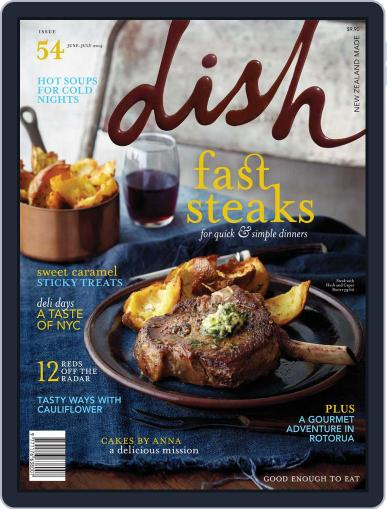Dish (Digital) May 22nd, 2014 Issue Cover