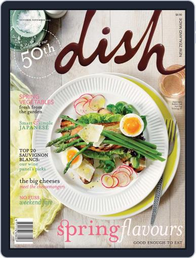 Dish (Digital) September 12th, 2013 Issue Cover
