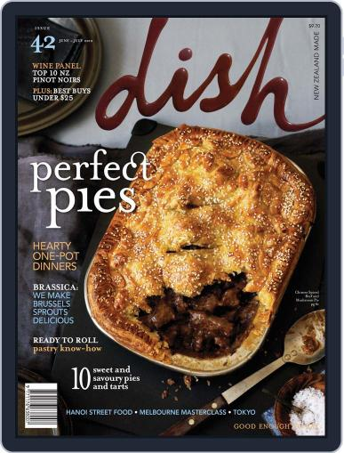 Dish (Digital) May 20th, 2012 Issue Cover