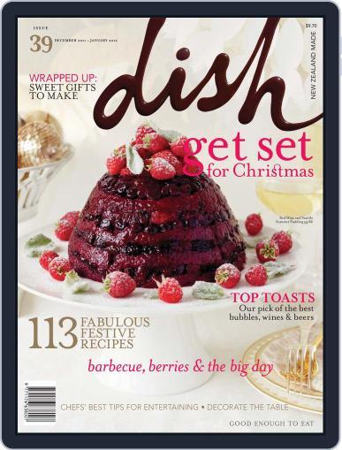 Dish (Digital) November 1st, 2011 Issue Cover