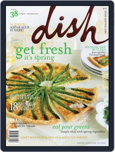 Dish (Digital) October 1st, 2011 Issue Cover