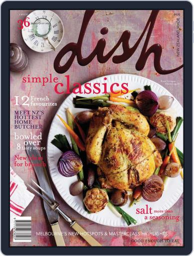 Dish (Digital) May 22nd, 2011 Issue Cover