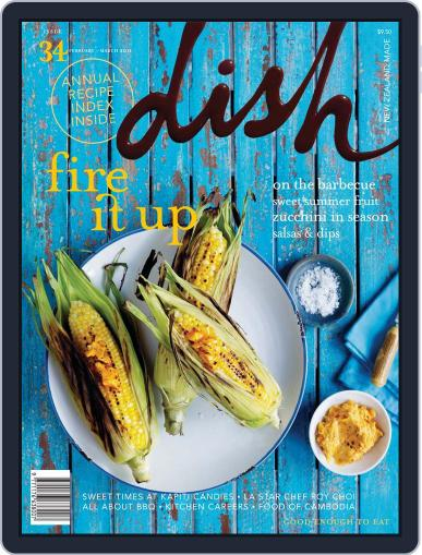 Dish (Digital) January 23rd, 2011 Issue Cover