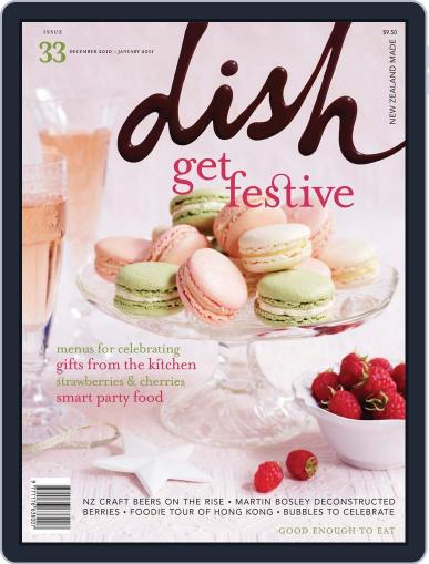 Dish (Digital) December 1st, 2010 Issue Cover