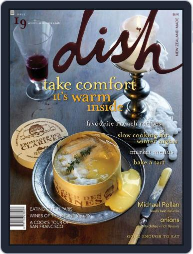 Dish (Digital) September 16th, 2008 Issue Cover