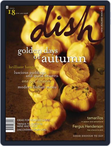 Dish (Digital) July 7th, 2008 Issue Cover