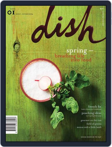 Dish (Digital) May 14th, 2008 Issue Cover