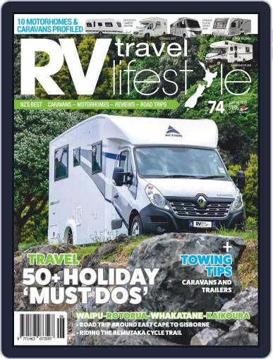 RV Travel Lifestyle (Digital) January 1st, 2019 Issue Cover