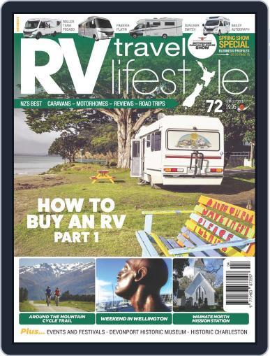 RV Travel Lifestyle (Digital) September 1st, 2018 Issue Cover