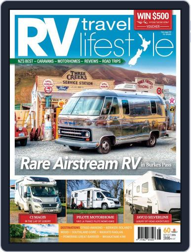 RV Travel Lifestyle (Digital) October 1st, 2016 Issue Cover
