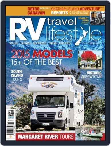 RV Travel Lifestyle (Digital) April 28th, 2015 Issue Cover