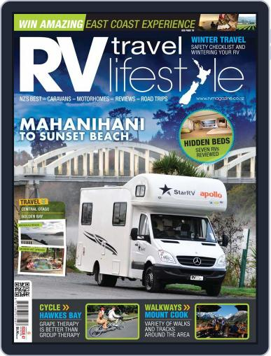 RV Travel Lifestyle (Digital) July 3rd, 2014 Issue Cover