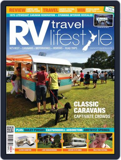 RV Travel Lifestyle (Digital) April 27th, 2014 Issue Cover