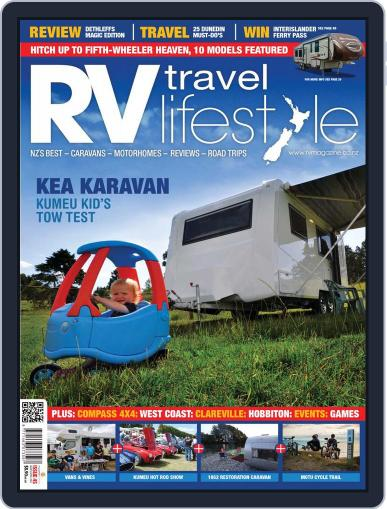 RV Travel Lifestyle (Digital) February 25th, 2014 Issue Cover