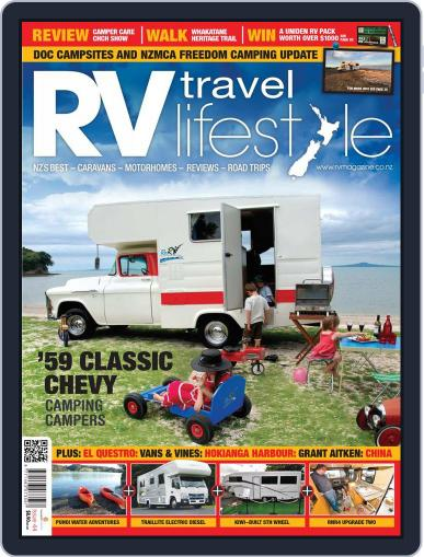 RV Travel Lifestyle (Digital) December 17th, 2013 Issue Cover