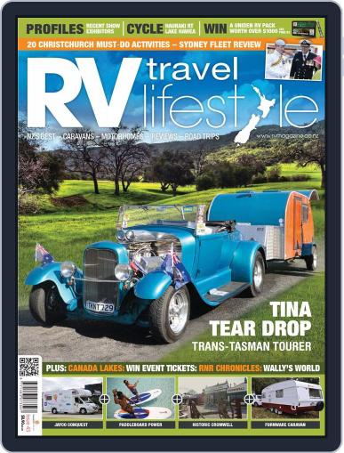 RV Travel Lifestyle (Digital) November 6th, 2013 Issue Cover